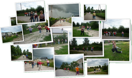 nordic walking kolaz